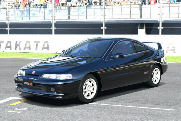 Honda Integra Type R Dc on 1986 Acura Integra